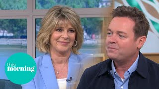 Stephen Mulhern Gets Emotional Talking About 'Worthy' Show Contestants Winning Money   This Morning