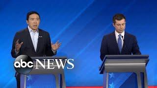 Andrew Yang calls Trump 'symptom of a disease' | ABC News