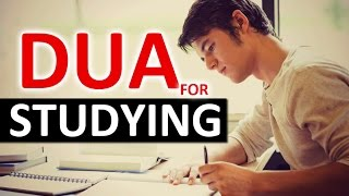 Every Student Should Listen This Beautiful  DUA ᴴᴰ - YouTube