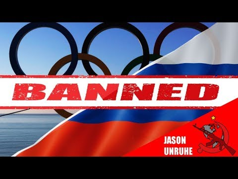 Russia banned from the Olympics, wtf?