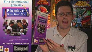 Plumbers Don't Wear Ties - Panasonic 3DO - Angry Video Game Nerd - Episode 74