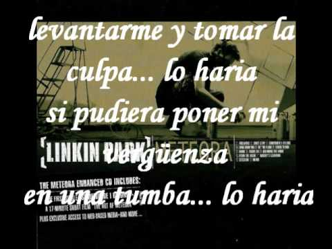 linkin park - easier to run sub español