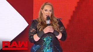 Nia Jax's rematch against Alexa Bliss gets Extreme: Raw, July 2, 2018
