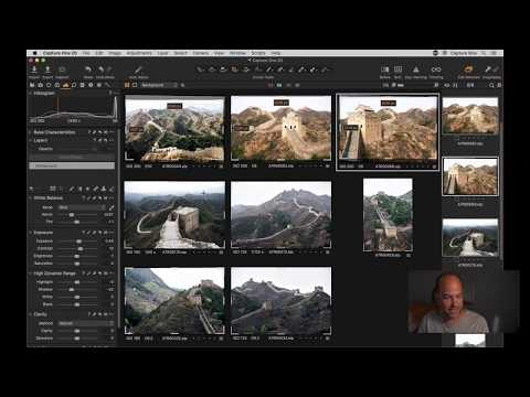 Capture One 20 | Live : Import, batch edit and export with speed and ease