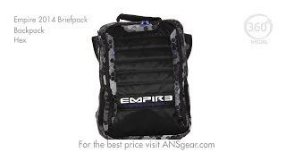 Рюкзак Empire Bag - BriefPack HEX