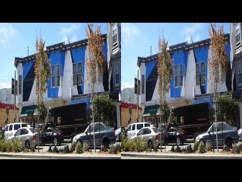 Absolut Canvas Divisadero Street Art (YT3D:Enable=True)