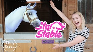 Playing STAR STABLE for the First Time | AD | This Esme