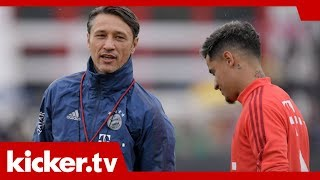 Die Bayern auf Schalke - Coutinhos erste Bundesliga-Minuten? | kicker.tv
