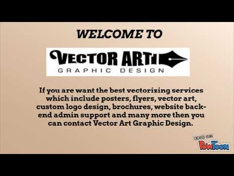 Get Raster to Vector Conversion Services at Low Cost