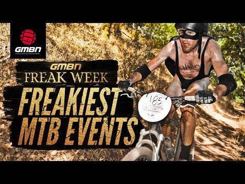 The World's Freakiest MTB Events | Freak Week
