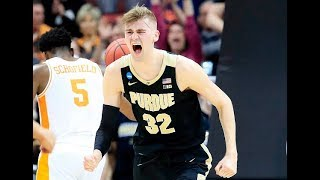 Watch the final 7 minutes and OT of Purdue's thrilling win in the Sweet 16