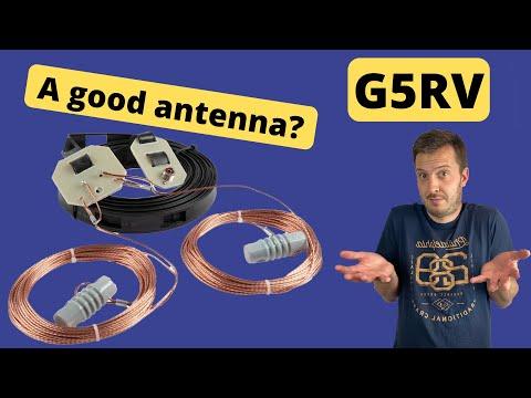 Does the G5RV antenna suck?