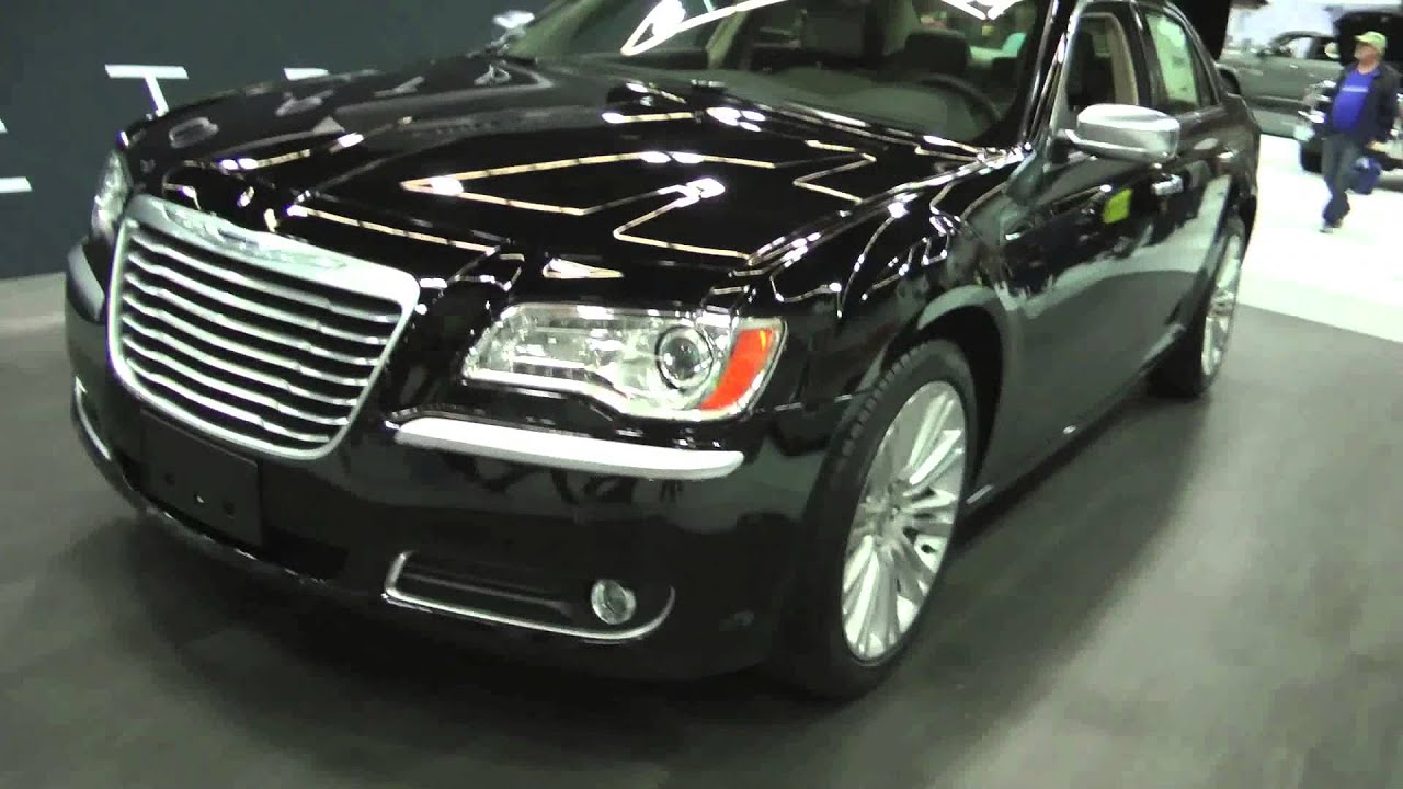 2013 chrysler 300c luxury series awd portland auto show youtube. Black Bedroom Furniture Sets. Home Design Ideas