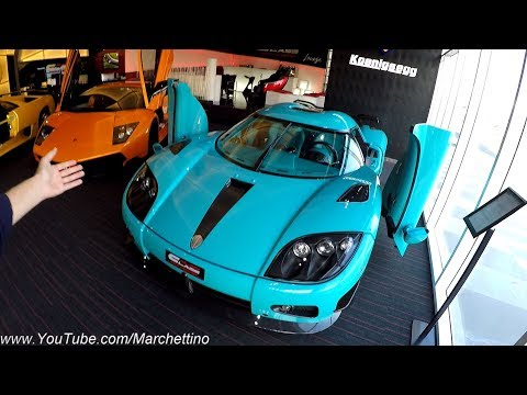 Millionaires Love Car Shopping Here! – Sub ENG