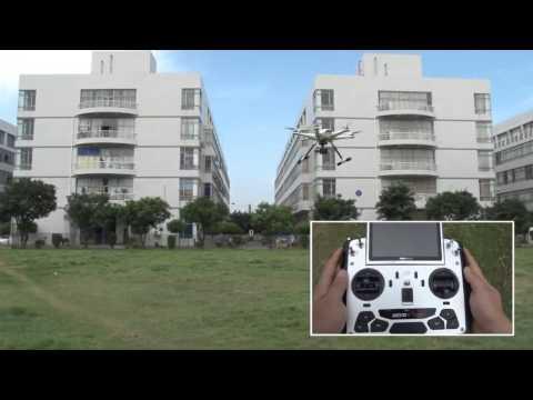 DetoxTAXI.com-Walkera TALI H500 One key to take off Guidline VIdeo ...