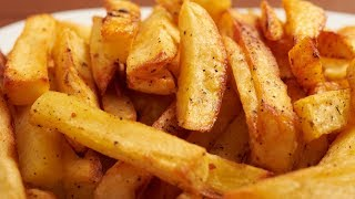 The Secret To Reheating Fries