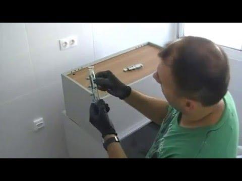 Industrias cm instalacion modulos de cocina hd musica - Como montar muebles de cocina ...