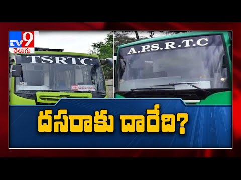 Stalemate continues over running RTC buses between two Telugu states