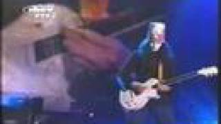 Buckethead guitar solo - guns n' roses  @ Rock In Rio III