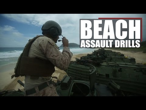 RIMPAC | Beach Assault Drills