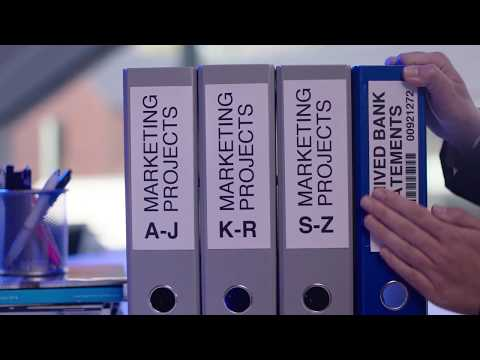 Få overblik med QL-labelprintere