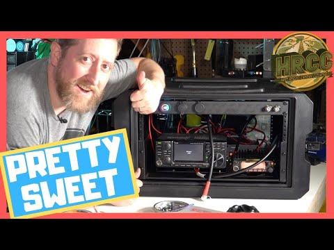 My Ham Radio Go Box Wiring And Setup