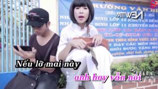 [Karaoke Beat HD] Gửi Cho Anh - Khởi My