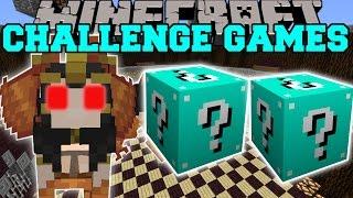 Minecraft: SPHINX CHALLENGE GAMES - Lucky Block Mod - Modded Mini-Game