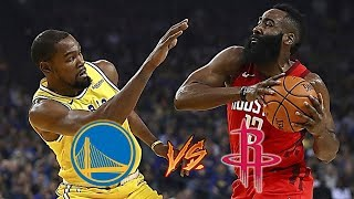 Golden State Warriors vs Houston Rockets | 2nd Round Preview and Predictions