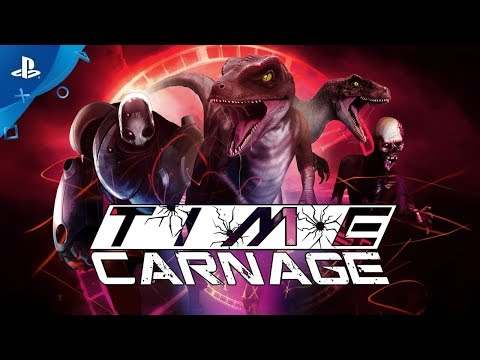 Time Carnage Trailer