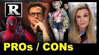 The Suicide Squad 2021 - Rated R after Birds of Prey Box Office?