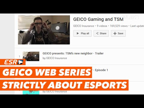 GEICO Web Series Highlights TeamSolomid