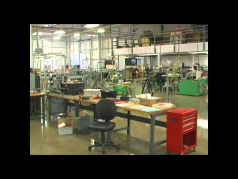 Custom Wire Technologies Building Tour