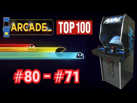 TOP 100 ARCADE #80 a #71 --- Los 100 Mejores Arcades de la Historia (parte 3)