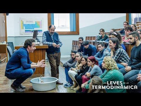 LAS LEYES DE LA TERMODINÁMICA. Dirigida por Mateo Gil. Ya en cines.