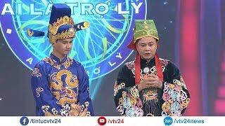 Ai Là Trợ Lý - Ai Là Triệu Phú phiên bản Táo Quân   VTV24