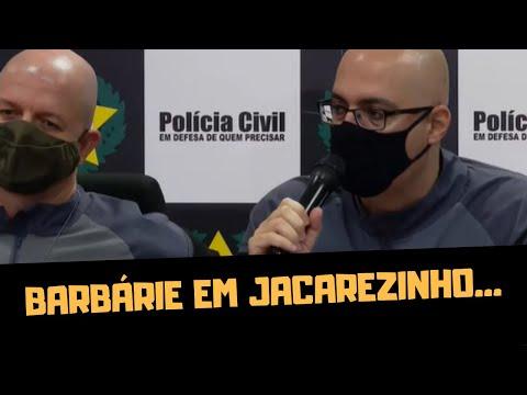 JACAREZINHO E A BARBÁRIE INSTITUCIONAL