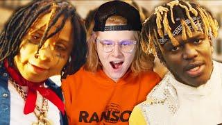 Trippie Snapped! KSI – Wake Up Call ft. Trippie Redd REACTION