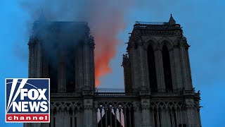 Notre Dame fire investigated as 'accident': French officials