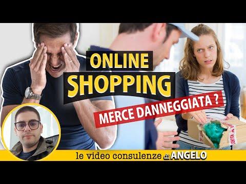 ACQUISTO ONLINE: che fare se la MERCE arriva DANNEGGIATA | Avv. Angelo Greco