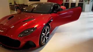 2019 Aston Martin DBS Superleggera is a beautiful monster | Evomalaysia.com