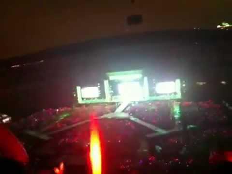 [Fancam] 120818 Maximum -  SM TOWN In SEOUL