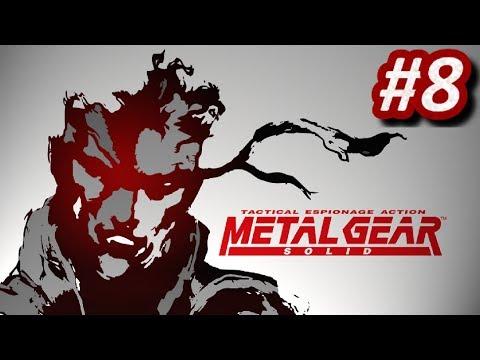 METAL GEAR SOLID (PS1) - Episodio 8: Sniper Wolf, duelo de francotiradores