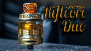 A tank with no coils? it's the Joyetech Riftcore Duo!