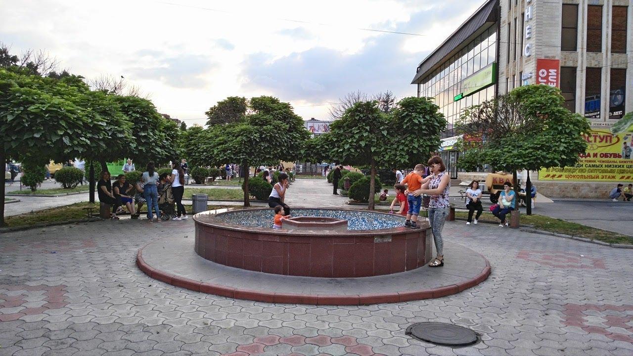 Кому принадлежат пересохшие фонтаны Владикавказа?