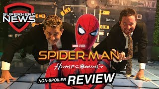 Spider-Man: Homecoming Review (No Spoilers)