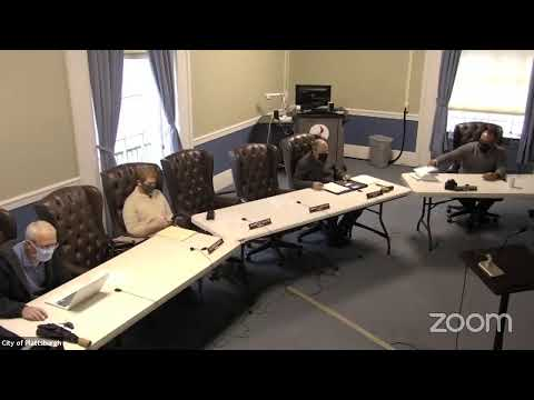 Plattsburgh Infrastructure Committee Meeting  5-3-21