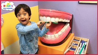 CHILDREN'S MUSEUM Pretend Play Indoor Play Area for kids!