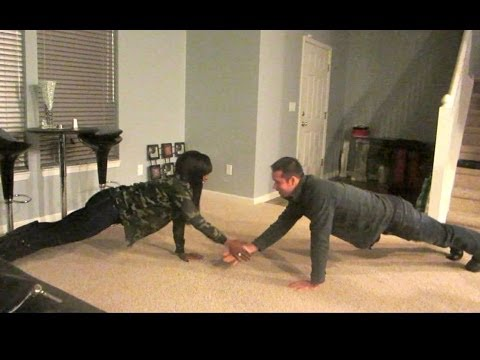 Date Night Workout! ~ November 13-15, 2013 ~ GabeBabeTV - Smashpipe People