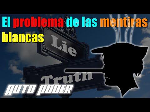 El problema de las mentiras blancas   Ingeniero Gabriel Salazar